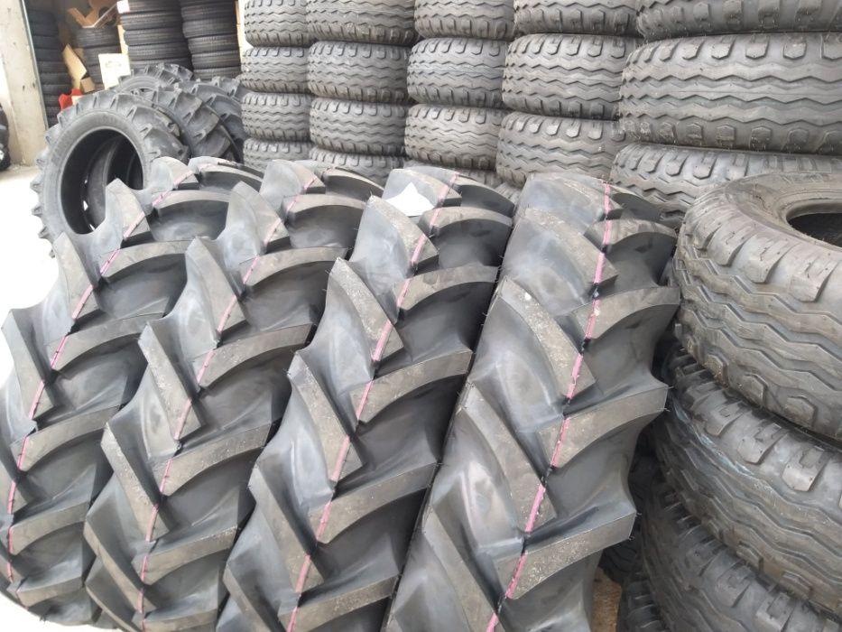 Cauciucuri noi de tractor 12.4-28 OZKA 8PLY garantie livrare gratuita