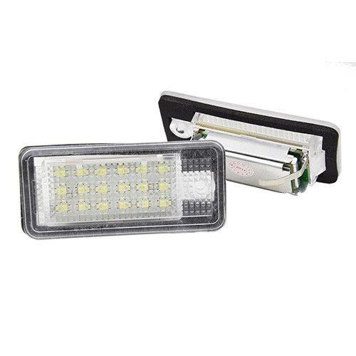 Lampi numar LED Audi A5 / S5 Cabrio / Cabriolet