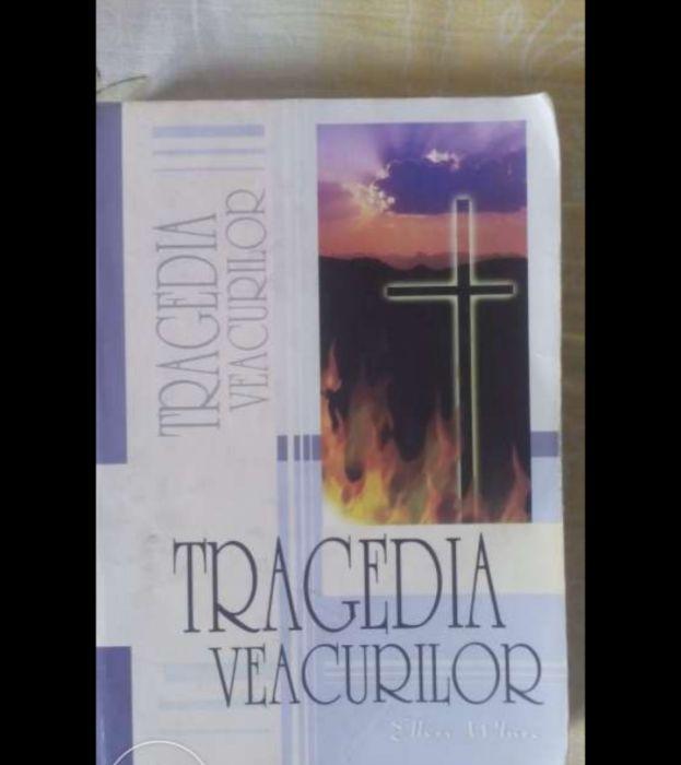 Carte Ellen G. White - Tragedia Veacurilor (despre Biblie)