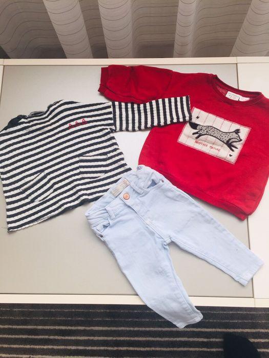 Lot Zara fetița 6-9 luni