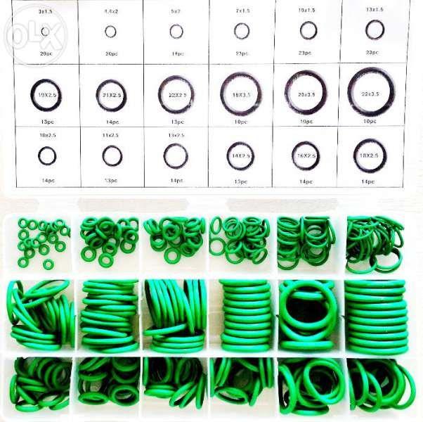 О пръстени за ремонт на автоклиматици комплект 270 броя