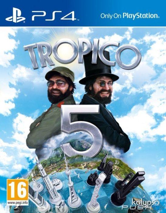 Tropico 5 - PS4
