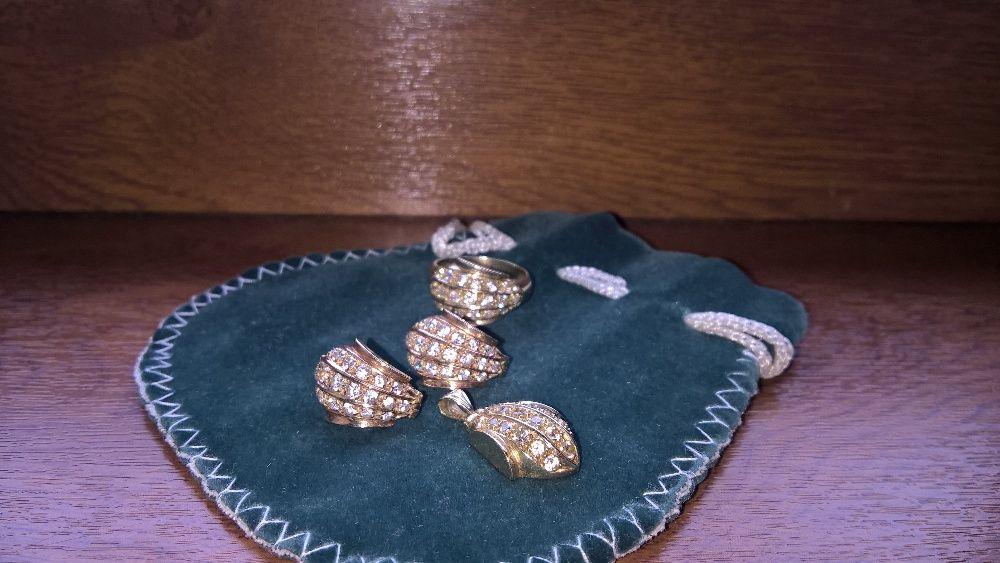 Set bijuterii aur
