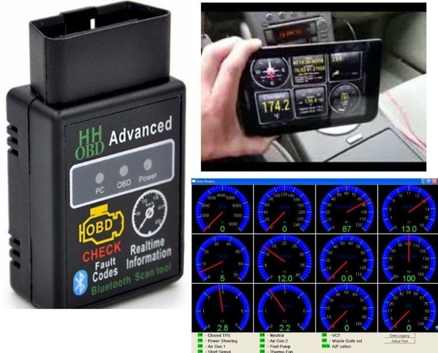 Промоция: най-добрият компактен уред за авто диагностика, кодочетец