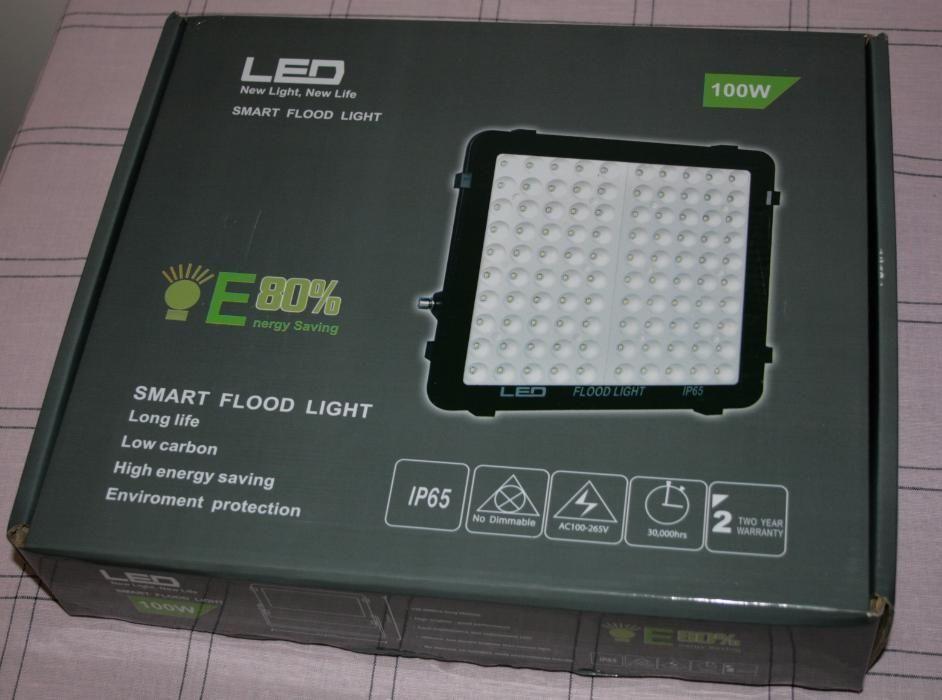 Светодиодный прожектор LED FLOOD LIGHT 100W (уличное освещение)