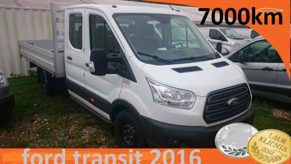 Piese Ford Transit 2016 cabina dubla