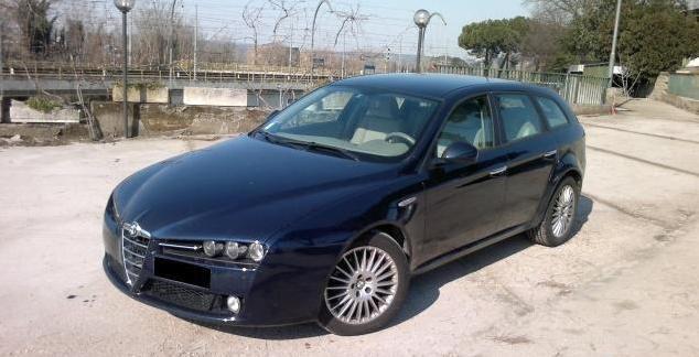 Alfa romeo 159 sportwagon 1.9 multijet на части