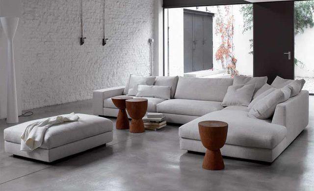 sofá importado de alto padrão