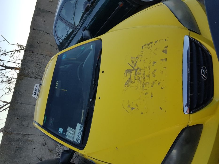 Hyundai Elantra 1.6 На Части !!!