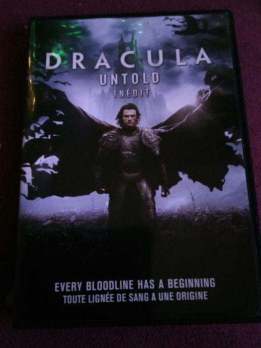 DVD film DRACULA UNTOLD Engleză franceza spaniola