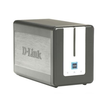 D-Link DNS-323 NAS Network Attached Storage