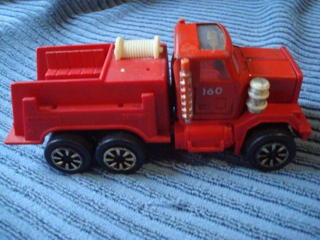 За колекция пожарна кола, соц. играчка, пожарен автомобил, пожарникар