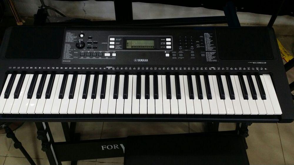 piano novo E263