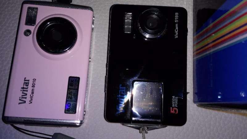 Два цифрови фотоапарата Vivitar за 40 лева