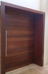 Confeccionamos Portas de Madeira Para Todos os Gostos!