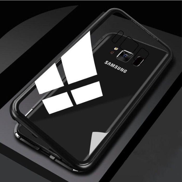 Husa Samsung S8 PLUS 360 grade - inchidere prindere Magnetica