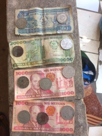 vendo notas/moedas antigas Propostas Abertas