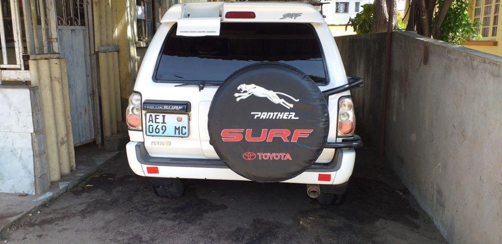 Toyota surf bem clin sem stress de nada pegou andou ac on e tudo