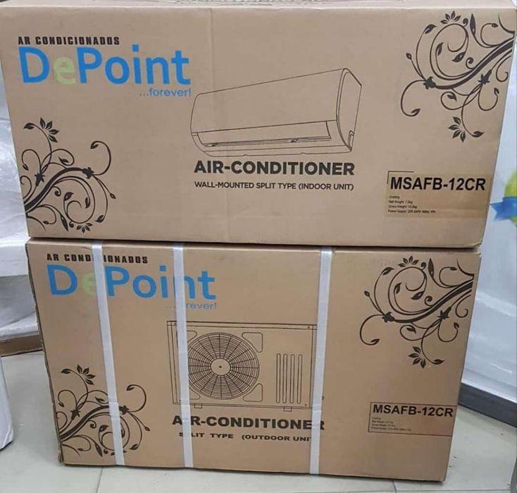 Promo Ar condicionados