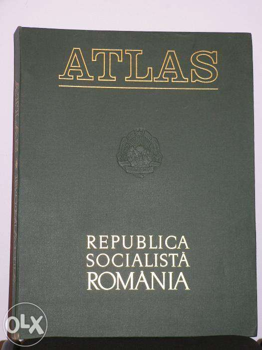 vand sau schimb cu diverse ATLAS Republica Socialista Romania