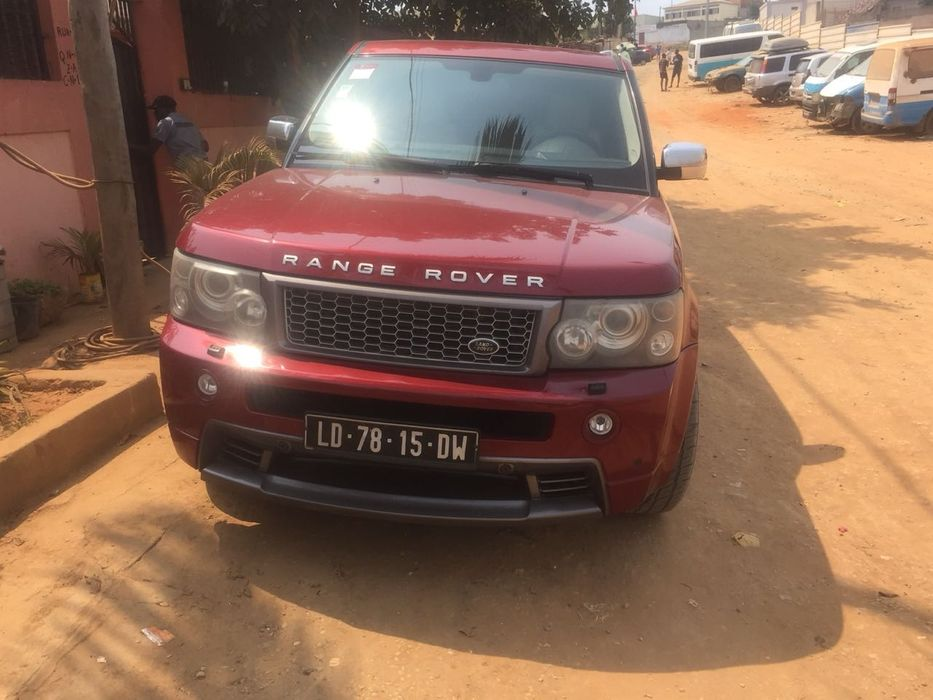Vendo Range Rover Sport