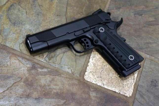 Colt SEMI-FULL METAL 1911 Arma /C02 non-LETALA/Airsoft Pistol PUTERNIC