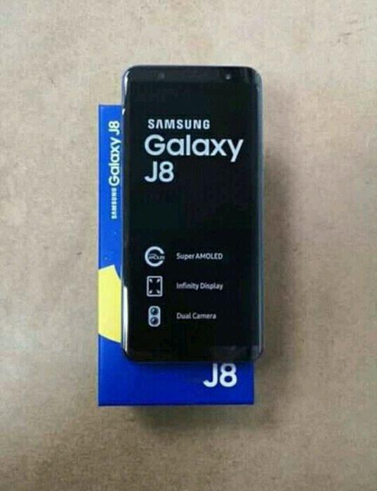 Samsung galaxia j8 disponivel