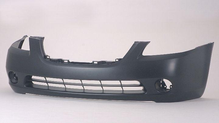Бампер на Ниссан Алтима 2003/Nissan Altima 2002