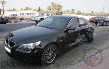 BMW E60 530xd автоматик на части