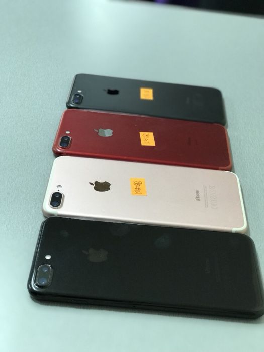 IPhone 7 Plus 128 gb super novo 100 nenhum risco e com garantia