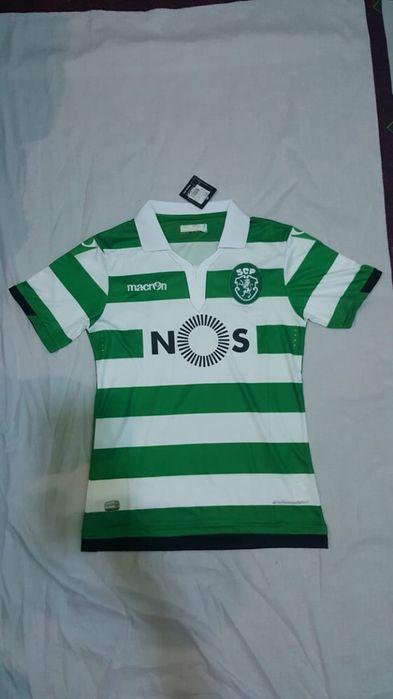Camisetas originais de Sporting. Época 2018/19