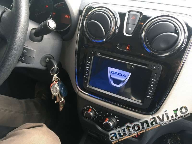 Gps Multimedia Dacia Renault Android 8.1