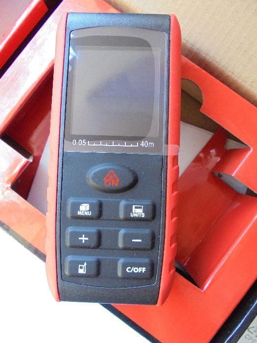 Telemetru digital LASER R40, 40m