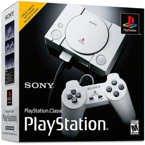 Vendo Console do Sony PlayStation Classic Novo