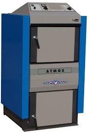 Ventilator cazan lemne Atmos de la 32 kW cu 3 ani garantie Brasov - imagine 2