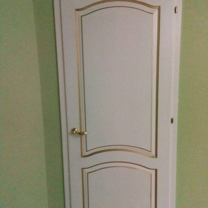Покраска дверей