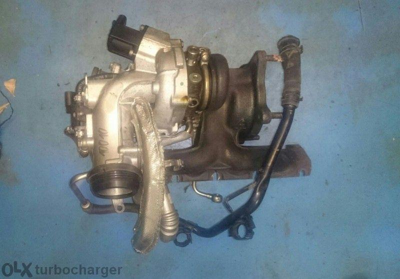 Продавам турбо - турбина 06f145701b за Vw Passat 6 : Двигател (axx) 2.