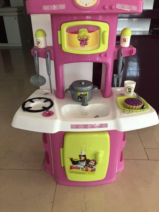 Кухня Маша и Мечока
