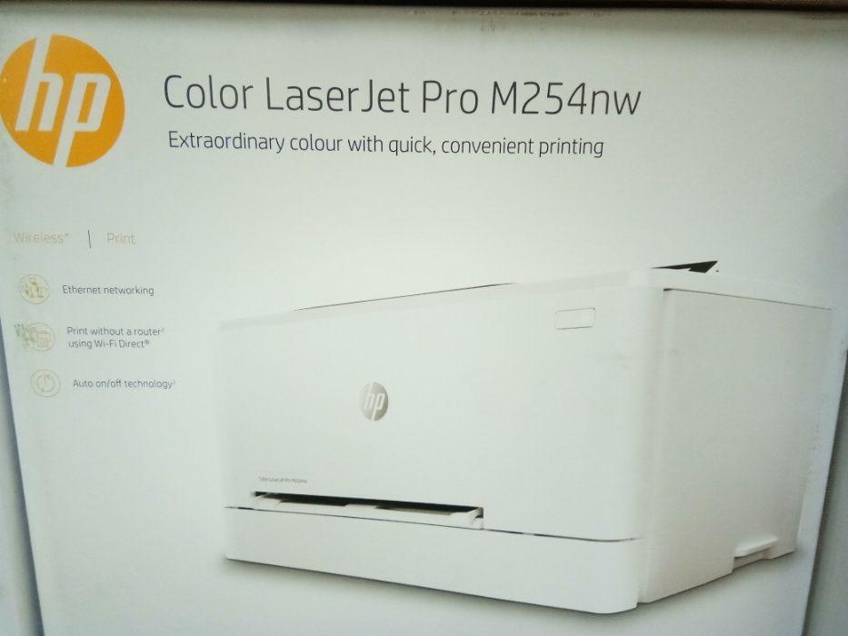 HP Color LJ PRO M254 nw