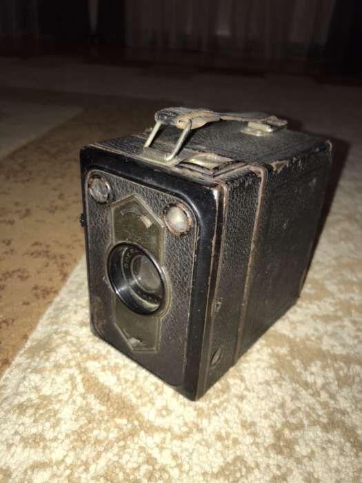 Aparat foto vechi Zeiss Ikon Box-Tengor