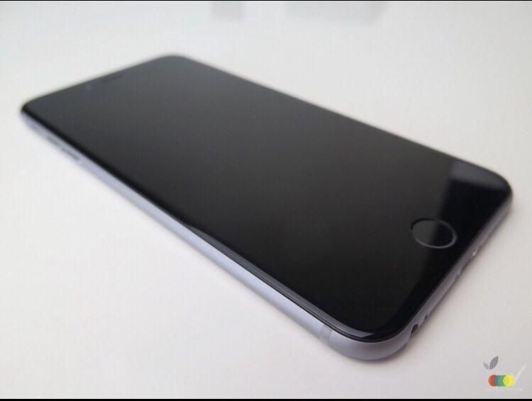iPhone 6 Plus 16gb sem nenhum arranhão