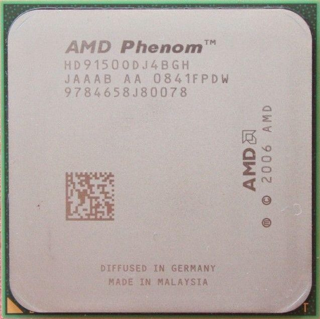 AMD Phenom X4 9150e /1.8GHz/