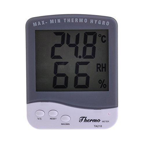 Termometru higrometru digital masurarea umiditatii