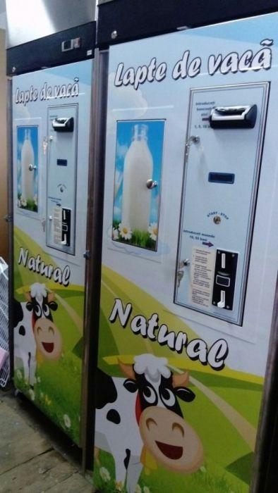 Dozatoare de lapte noi