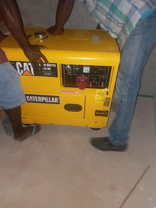 A venda Gerador Caterpillar novo modelo2018