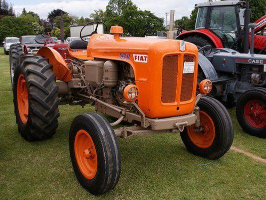 Manual service tractor Fiat 513 R reparatii 513r