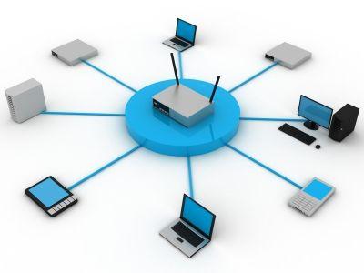 Criação e Manutenção de Redes de Computadores para Cybers e LAN Houses