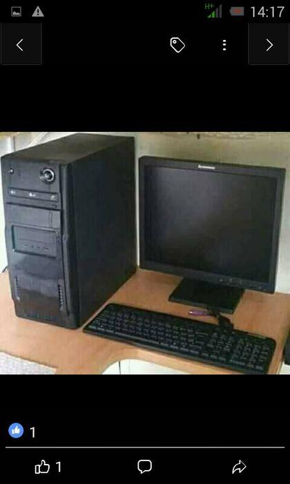 Computador de mesa novo a venda