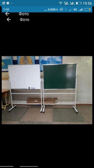 Маркерная доска 90*60 и другие размеры в Павлодаре