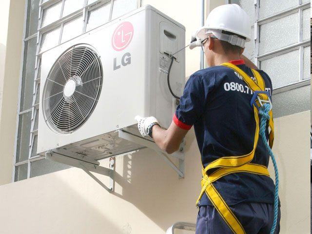 Prestamos serviços de frio e climatização. Damos garantia